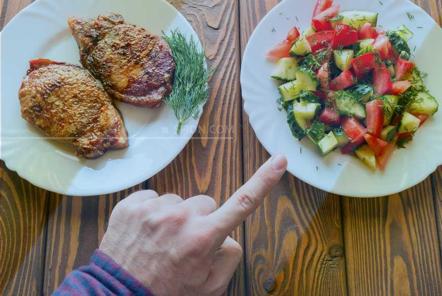 Mengenal Perbedaan Protein Hewani Dan Protein Nabati Sfidn