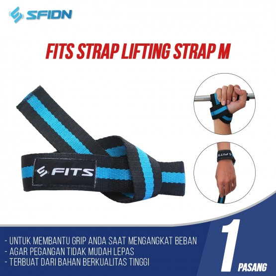 SFIDN FITS  Power Strap Gym Lifting M