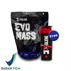 Evo Mass Gainer Evolene EvoMass 10 Lbs