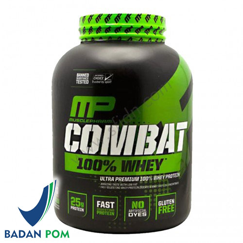 MP COMBAT WHEY 100% WHEY PROTEIN 5 LBS