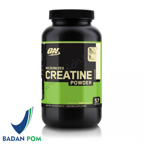 OPTIMUM NUTRITION CREATINE 300 GRAM