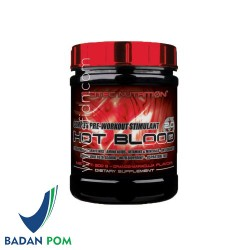 Scitec nutrition Hot Blood 3.0 isi 300 gr