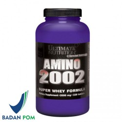 ULTIMATE NUTRITION AMINO 2002 330 TABS