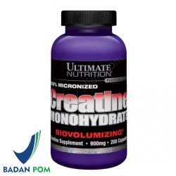 ULTIMATE NUTRITION CREATINE 200 CAPS