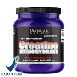 ULTIMATE NUTRITION CREATINE 1000 GRAM