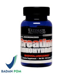 ULTIMATE NUTRITION CREATINE 120 GR