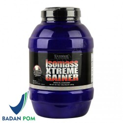 ULTIMATE NUTRITION ISOMASS XTREME GAINER 10,11 LBS