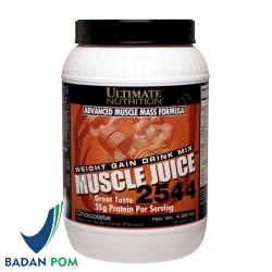 ULTIMATE NUTRITION MUSCLE JUICE 2544 4,96 LBS