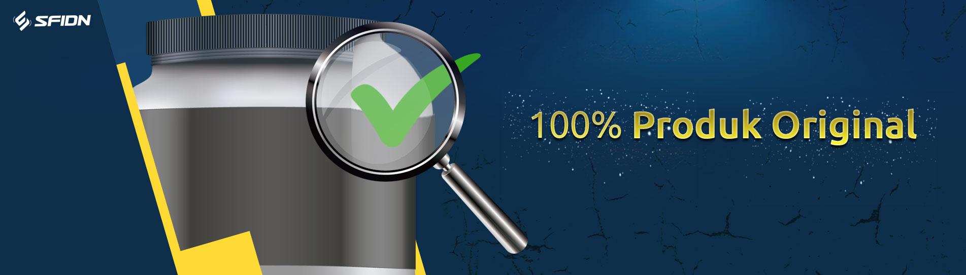 Produk 100% Original SFIDN!
