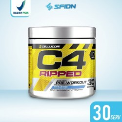 Cellucor C4 Ripped 30 Serving Pre Workout