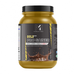 MUSCLE FIRST GOLD PRO MASS GAINER 6LBS