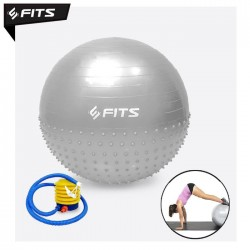 SFIDN FITS Gymnastic Pilates Yoga Ball Massage Point 65 cm Gym Ball