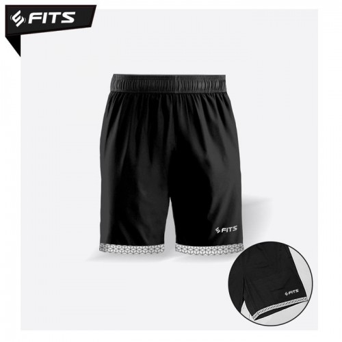 SFIDN FITS Cubecomfort Training Short Celana Pendek Olahraga Gym Y5