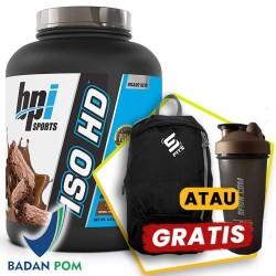 BPI SPORTS ISO HD 4.9 LBS