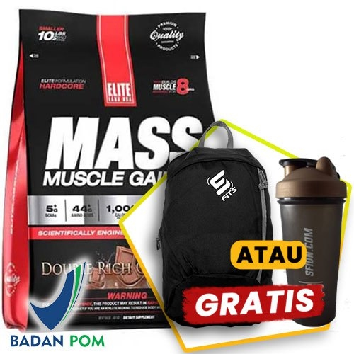 ELITE LABS MUSCLE MASS 20 LBS
