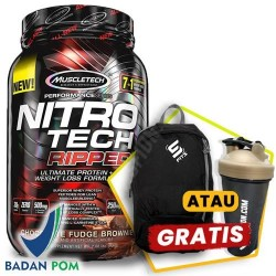 MUSCLETECH NITROTECH RIPPED 2