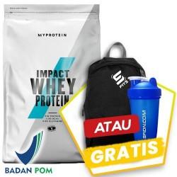 MyProtein Impact Whey Protein 2.5 kg 5.5 Lbs