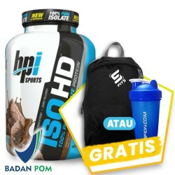 BPI ISO HD 1.6 LBS WHEY PROTEIN