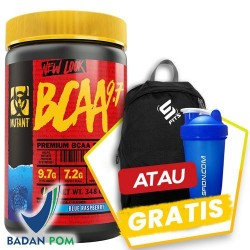 MUTANT BCAA 30 SERVING BPOM