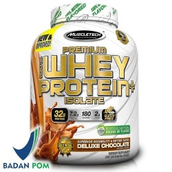 Muscletech Premium Whey Protein Plus Isolate 3LB