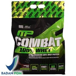 MusclePharm Combat Whey 100% 10lbs 10 lbs