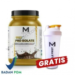 M1 Muscle First Pro Gold Whey Protein Isolate 5 Lbs