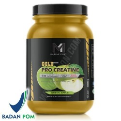MUSCLE FIRST PRO GOLD CREATINE MURNI 1kg