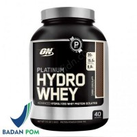 OPTIMUM NUTRITION HYDROWHEY  3 LBS