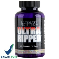 ULTIMATE NUTRITION ULTRA RIPPED FAF 180 CAPS