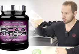 Review Suplemen Scitec BCAA Xpress Flavored