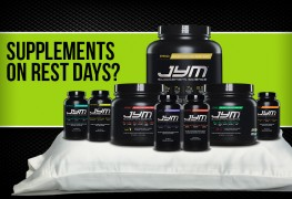 Supplements on Rest Days?