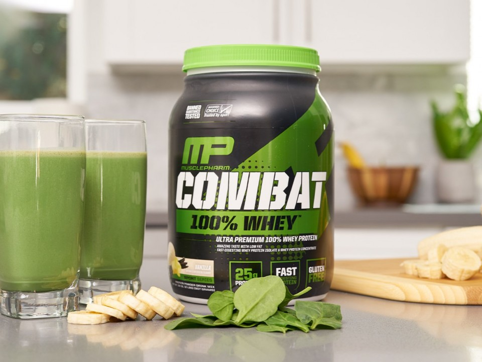 St. Patty's Day Green Shake Recipe By Musclepharm