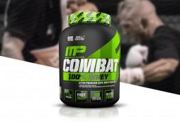 Combat 100% Whey Product Intro