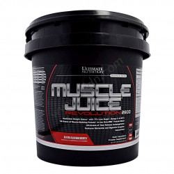 ULTIMATE NUTRITION MUSCLE JUICE REVOLUTION 11,10 LBS