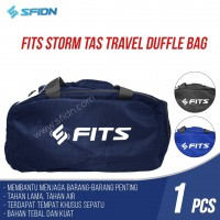 SfidnFits Storm Tas Travel Duffle Gym Fitness Bag