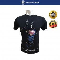 Singlet Kaos Fitness / Gym Spiderman Superman kode 703