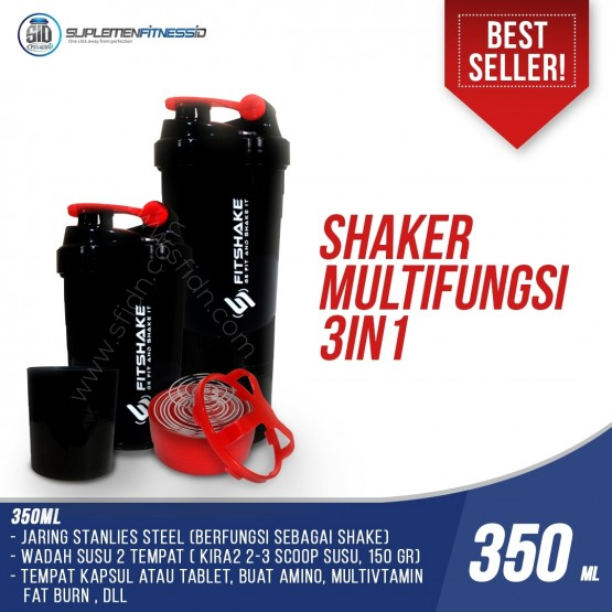 Fits Smart shaker 3 in1 350 ml