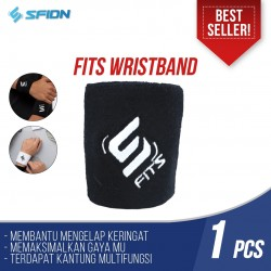 SFIDN FITS Wristband Pocket Zipper
