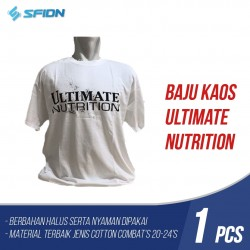 Singlet Kaos Fitness / Gym ORIGINAL ULTIMATE NUTRITION XL