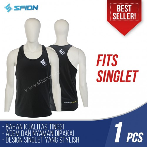 Singlet Gym Fitness FITS