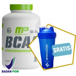 MP BCAA 240 Caps