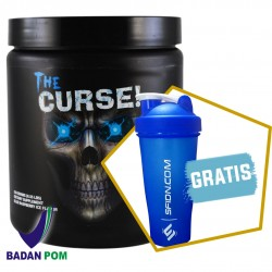 THE CURSE PRE WORKOUT BPOM 50 SERVING JNX SPORT COBRALABS
