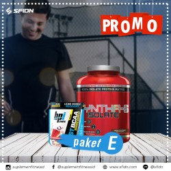 PAKET SUPER UNTUNG BSN SYNTHA 6 ISOLATE 4 LBS