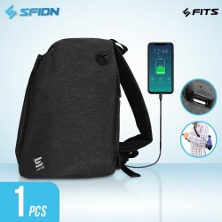 SFIDN FITS LockDown Sling Bag / Backpack Tas Selempang