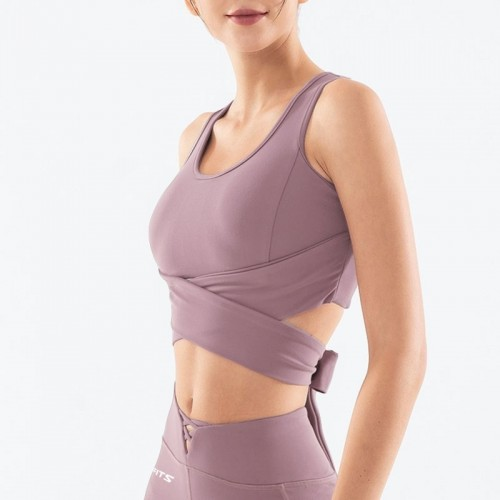 SFIDN FITS THREADLACE SPORT BRA