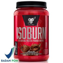 BSN ISOBURN 1.32LB WHEY PROTEIN ISOLATE