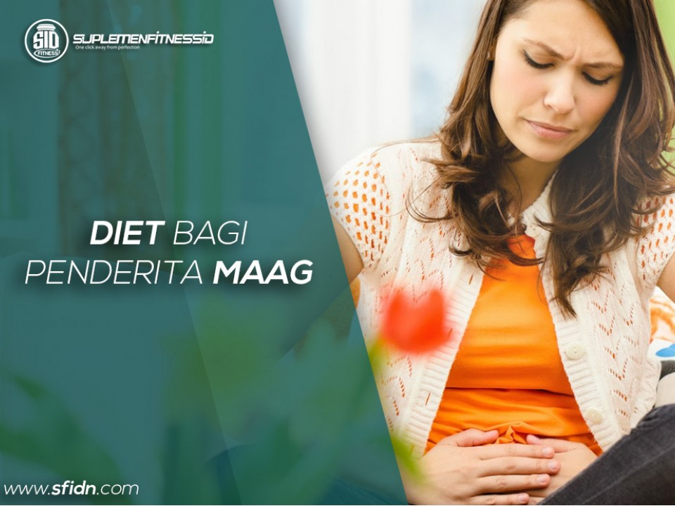 Tips Diet Bagi Penderita Maag Tanpa Harus Merasa Sakit