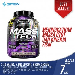 MUSCLETECH MASS TECH 7 LBS