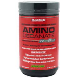 MUSCLEMEDS AMINO DECANATE 30 SERVING