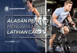 Alasan Penting Berlatih Cardio